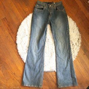 Buffalo David Bitton Sparkling Bootcut Jeans